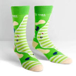 Sock It To Me Par 4 Golf