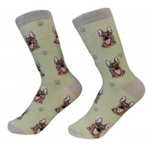 Sock Daddy German Shepherd