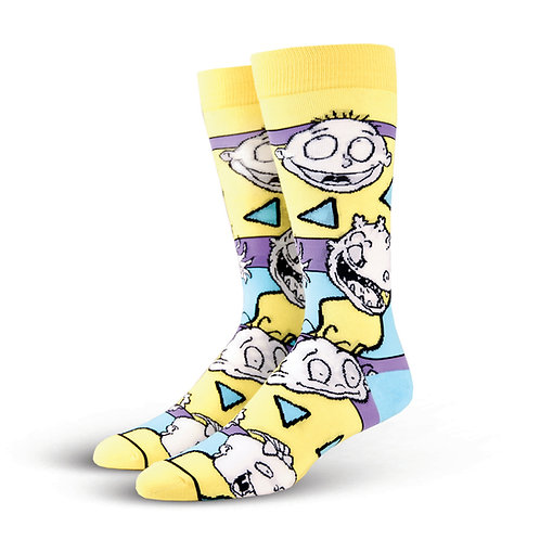Cool Socks Rugrats Pastel