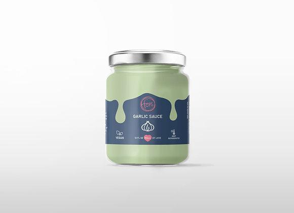 12 Oz Garlic Sauce