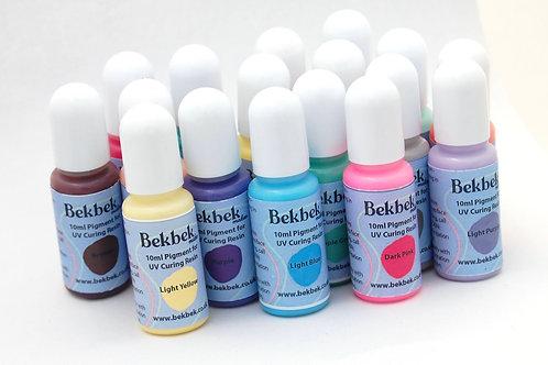 Pigment for UV Resin