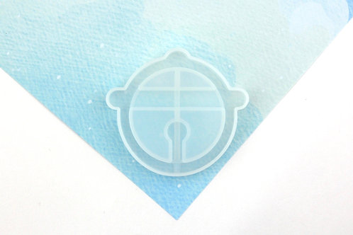 Lock Silicone Mould - Mould Only
