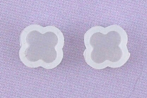 Flower Silicone Earring Mould - Mould Only