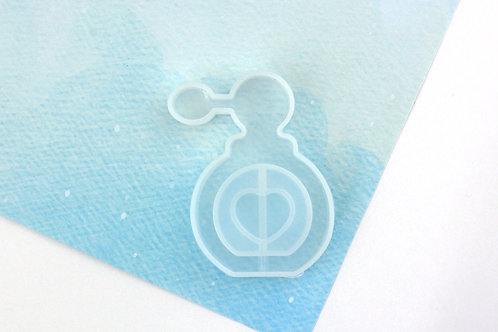 Perfume Hollow Silicone Mould - Mould Only