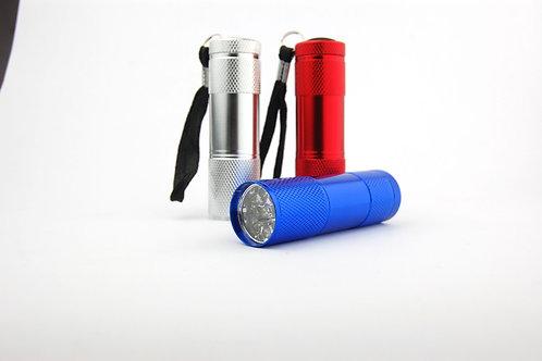 UV 9 LED Torch