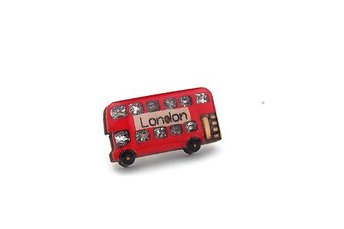 London Bus Pin
