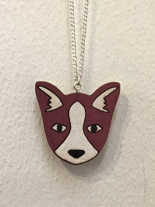 Jack Russel Necklace
