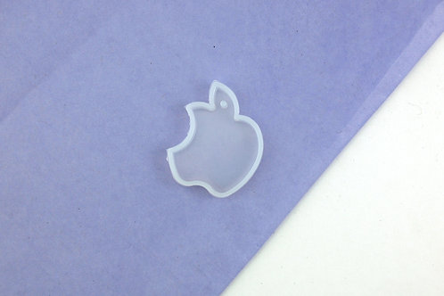 Apple Bite Reusable Silicone Mould - Mould Only