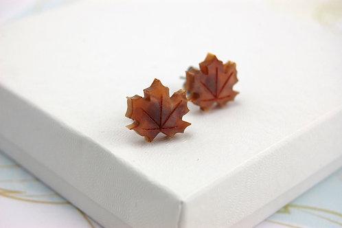 Autumn Leaves Earrings