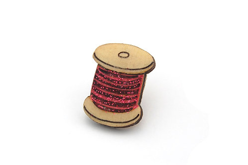 Single Cotton Reel Pin