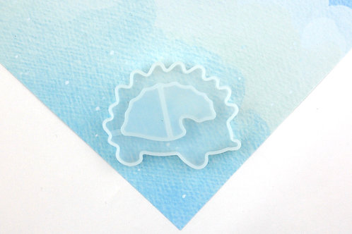 Hedgehog Hollow Silicone Mould - Mould Only