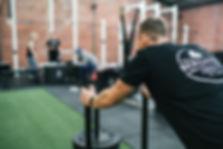 Hyrox Bergwerk CrossFit