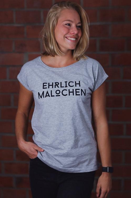 'EHRLICH MALOCHEN' T-SHIRT WoMEN