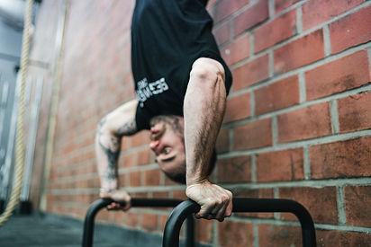 Open Gym Begwerk CrossFit