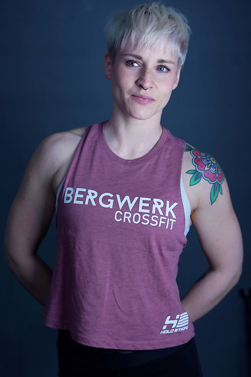 BERGWERK CRoSSFIT CRoP ToP WoMEN