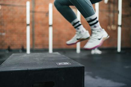 Fitness Bergwerk CrossFit
