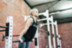 Muscle Up Bergerk CrossFit