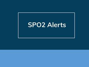 SPO2 Alert