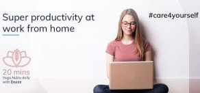 This One Relaxation Technique Will Maximize Your WFH Productivity!