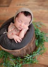 Bebê recém nascido ensaio newborn