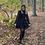 Thumbnail: Zwart jurkje