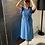 Thumbnail: Jurk Rome blauw