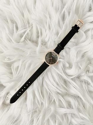 Horloge Bo- Zwart