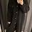 Thumbnail: Teddy vest/jas zwart