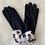 Thumbnail: Handschoenen pels zwart
