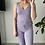 Thumbnail: 3-delige comfy set lila