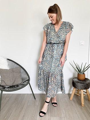 Midi jurk