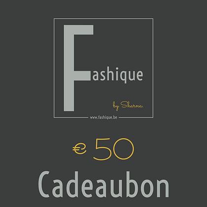 Cadeaubon Fashique