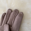 Thumbnail: Handschoenen pels beige
