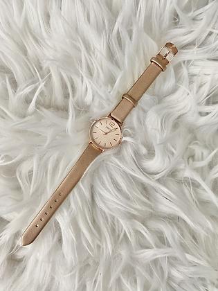 Horloge Bo- Shiny rose
