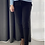 Thumbnail: Casual broek zwart