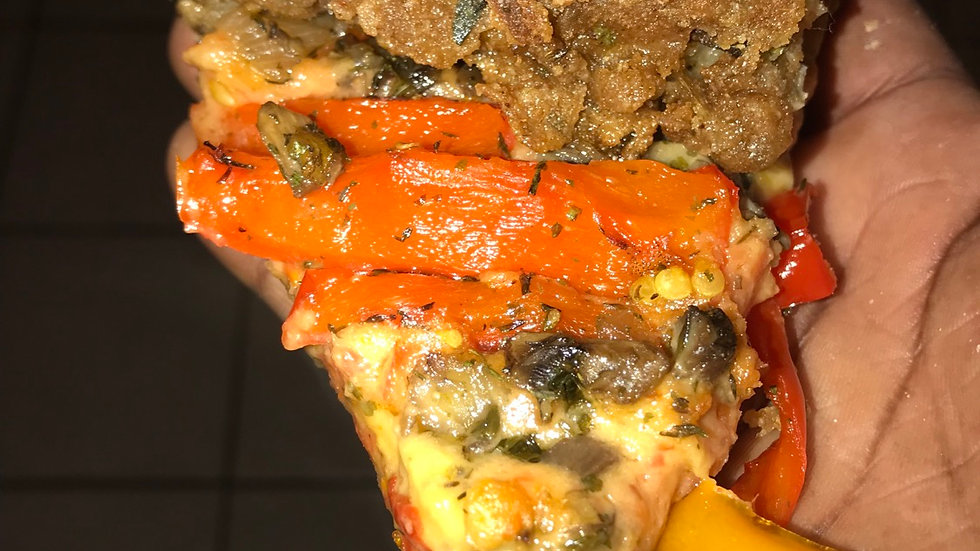 The UNBELIEVABLE Alkaline Pizza