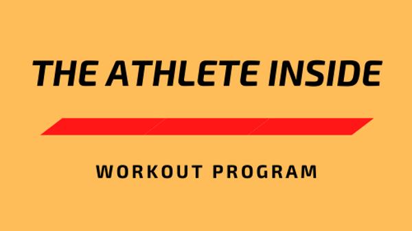 The Athlete Inside