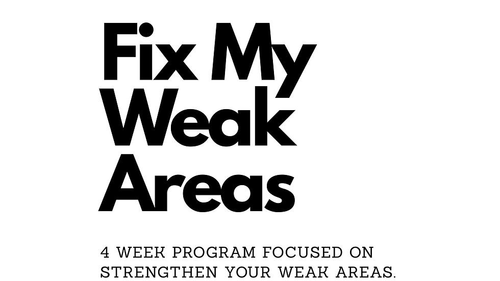 Fix My Posture