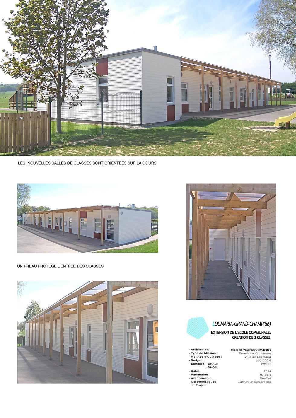 architecte lorient maisons extensions locmaria g ecole. Black Bedroom Furniture Sets. Home Design Ideas