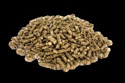 Кормовые комбикормовые гранулы