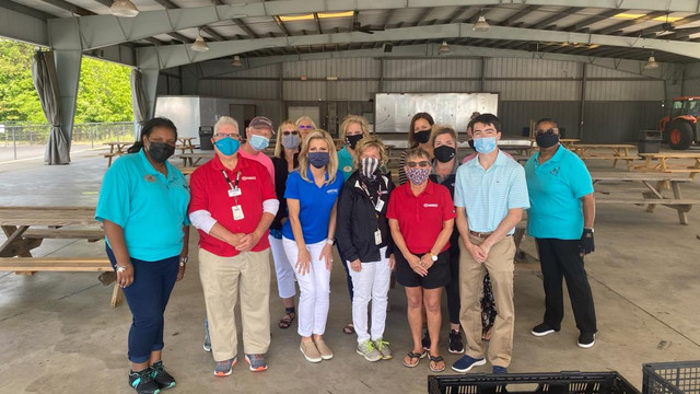 Esther's Heart helps feed children across the Charlotte area