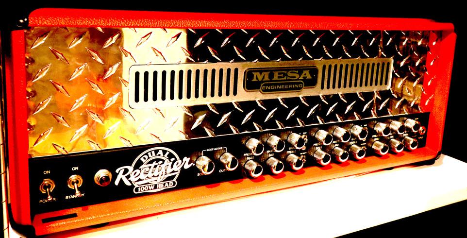 Mesa/Boogie Dual Rectifier