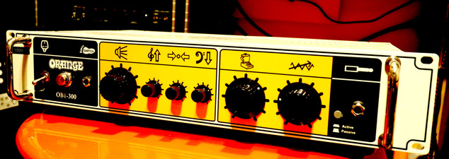 ORANGE OB1-300[BASS AMP]