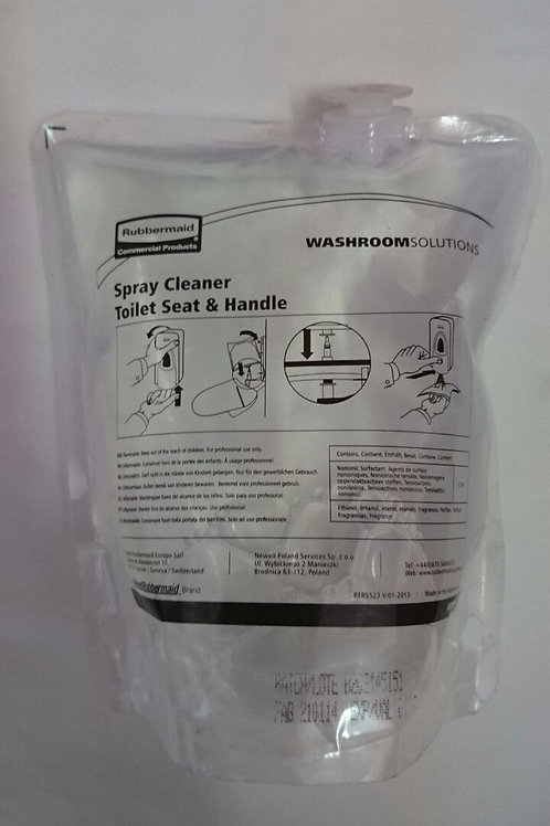Spray Cleaner-Toilet Seat And Handle