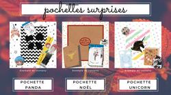 Pochettes surprise