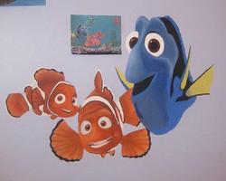 Finding Nemo Mural