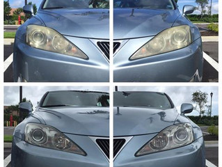 Why restoring your foggy, hazy and oxidized headlights is so important! Read now!