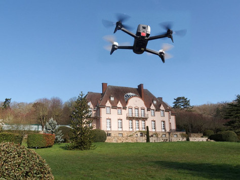 Drones and the Real Estate Industry