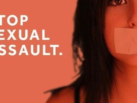 Sexual Assault Awareness & Prevention Month