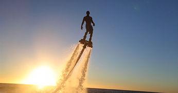 Flyboard Water Show